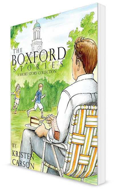The Boxford Stories: A Mormon Short Story Collection